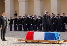 Funeral Jaques Chirac