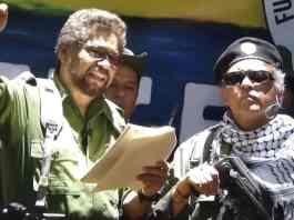 Marquez y Santrich