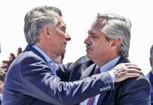 Macri y Fernandez
