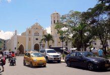 Plaza principal de Ocaña