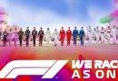 #WeRaceAsOne la campaña de la F1 contra racismo y  COVID-19
