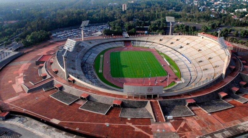 Estadio de CU comenzó a construirse hace 70 años