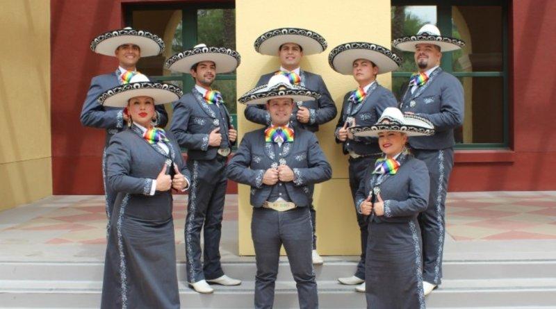 Mariachi Arcoiris, primera banda abiertamente LGBTQ