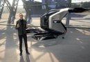GM presenta auto volador, otro autónomo y autos eléctricos para todos