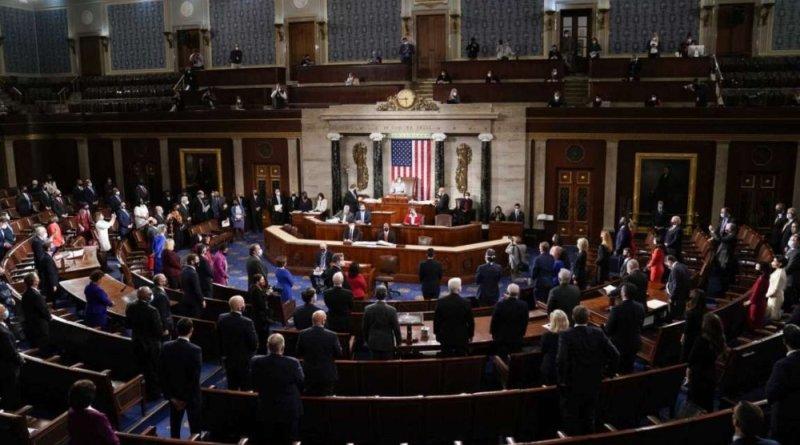 Congreso ratifica triunfo de Joe Biden tras ataque al Capitolio