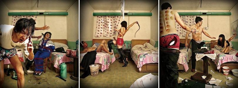 В китайском отеле может случиться всё... Потому читайте мои советы внимательно :) Фото: http://izismile.com/
