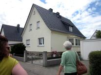 Uroma's house (great-grandmother)