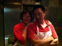 干妈 and Mike