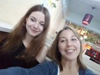 Me and Gosia