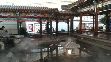 Beijing Airport has nice spots