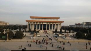 Mao's mausoleum