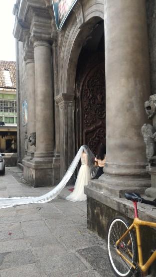 A wedding!