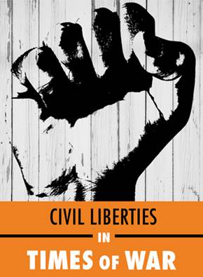 Aclu Conference Civil Liberties In Times Of War Program