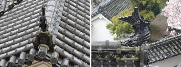 détails toits