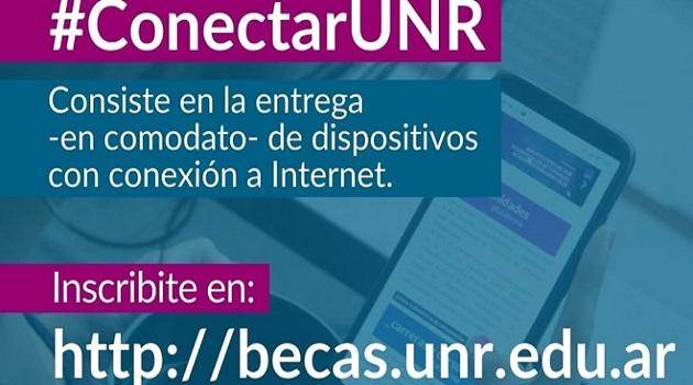 La UNR ofrecerá una exposición virtual de carreras para el ingreso en 2021