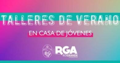 Río Grande: Este Lunes reabren las Inscripciones para las Colonias de Verano