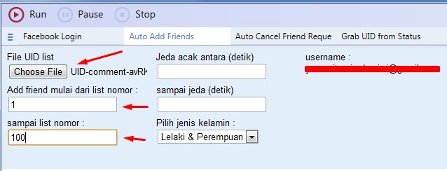 auto add friend requests facebook
