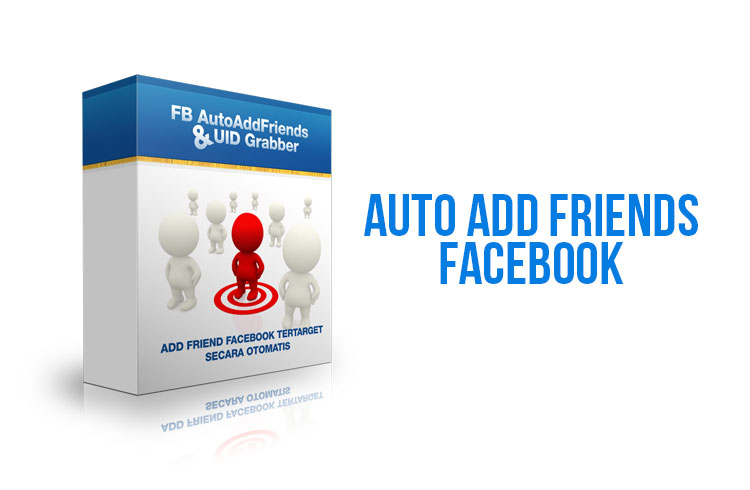 Aplikasi Auto Add Friends Facebook Tertarget
