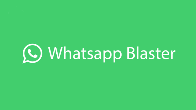 whatsapp blaster