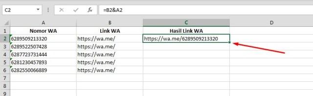 tips cara mengirim pesan masal wa tanpa harus save nomor hp
