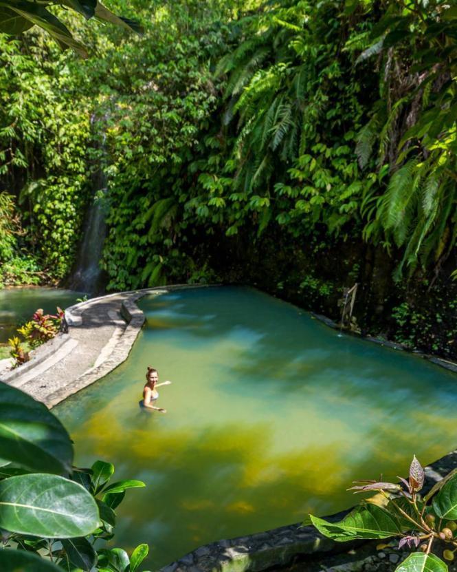 5 Wisata Pemandian Air Panas di Bali