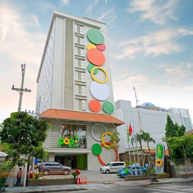3. POP! Hotel Nusa Dua, Bali