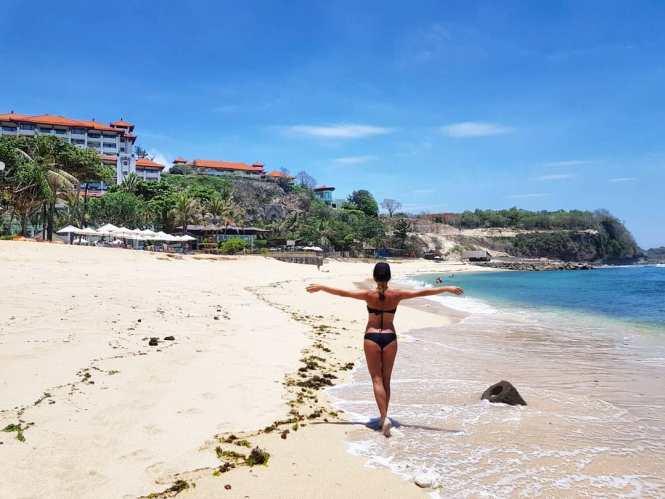 Pantai Nusa Dua Yang Bisa Kamu Kunjungi