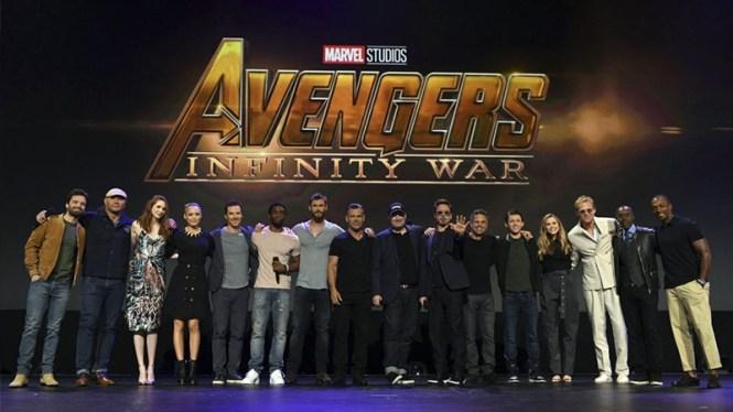 Avengers Infinity War (2018), salah satu film box office 2018 yang paling ditunggu!