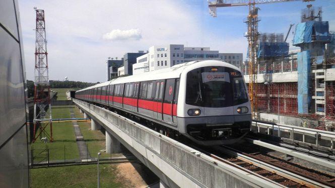5 MRT Keren Di Asia Tenggara