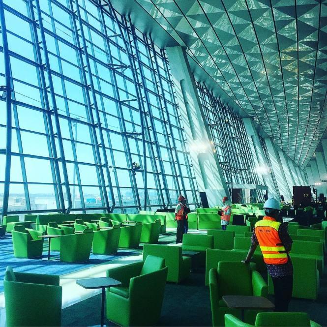 Foto-Foto Terminal 3 Ultimate Bandara Soekarno-Hatta Terbaru! (1)