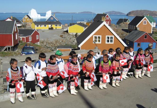 Fakta Unik Mengenai Greenland