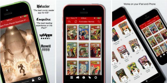 10 Aplikasi Populer Untuk Baca Komik Di Android Dan iOS