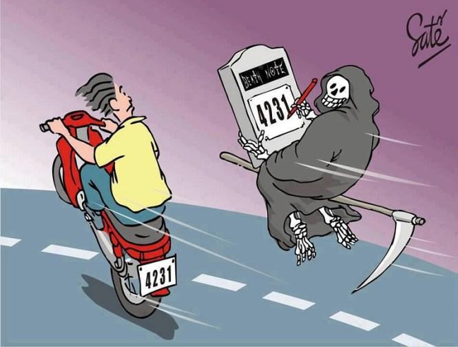 7 Tips Mudik Lebaran Dengan Sepeda Motor Yang Aman