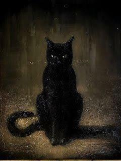 Cerita Horror! Teror Kucing Hitam Pembawa Petaka