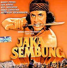 10 Jagoan Dan Pendekar Legendaris di Film Jadul Indonesia
