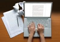 Tips Menjadi Penulis Freelance