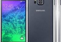 Spesifikasi Smartphone Samsung Galaxy Alpha
