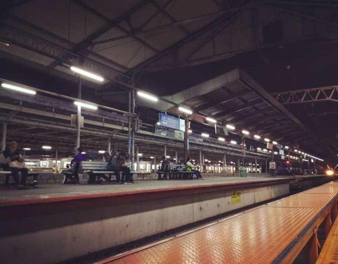 Informasi Seputar Stasiun Jatinegara Jakarta