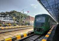 Jadwal Kereta Bandara Baru Yogyakarta
