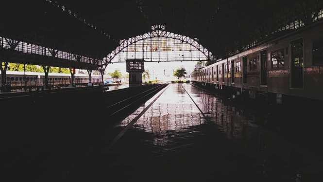 Jadwal KRL Tanjung Priok Jakarta Kota (Dari Stasiun Tanjung Priok)