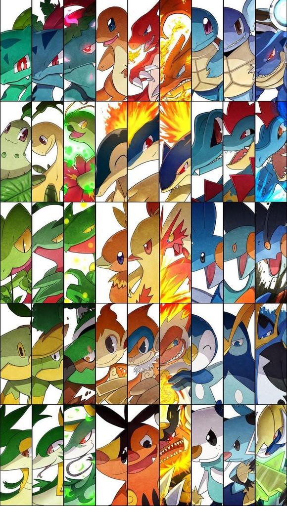 Tahukah Kalian Evolusi Game Pokemon Dari Generasi ke Generasi?