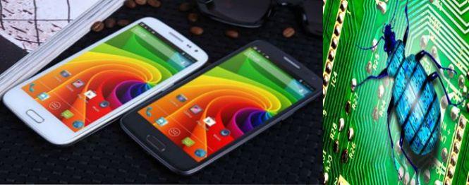 Hati - Hati! Smartphone REPLIKA/SUPERCOPY Dari China Terinfeksi Malware Berbahaya!