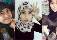 Nurul Habibah, Si Satpol PP Cantik Berhijab Bikin Heboh Internet!