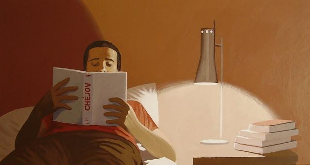 Leer para vivir (ya lo dijo Flaubert)