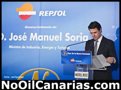 Industrieminister Jose Manuel Soria