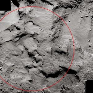 Rosetta Kometen Mission