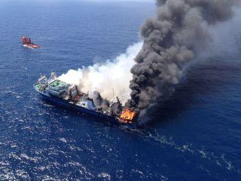 Öl-Tragödie