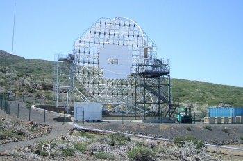 Gammastrahlen-Teleskop