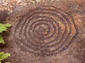 Spiralgravur