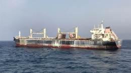 Schiffskatastrophe